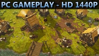 Folk Tale (2016) | PC GAMEPLAY | HD 1440P