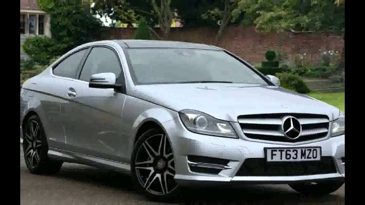 mercedes benz c class coupe c220 cdi amg sport edition 2dr premium youtube. Black Bedroom Furniture Sets. Home Design Ideas