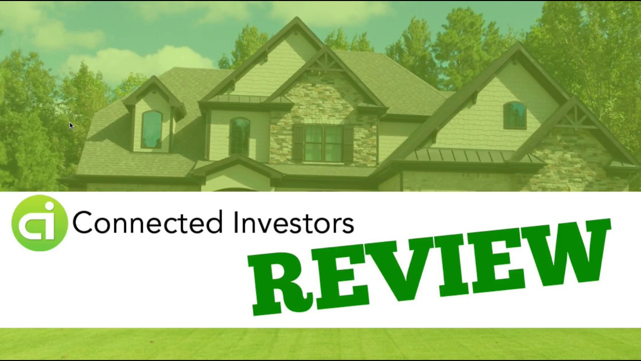 The Complete Connected Investors Review   ShoalsReview com