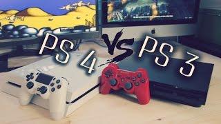 PS4 против PS3