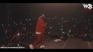 WATAKUBALI ya Mbosso Mombasa wasafi festival 2018