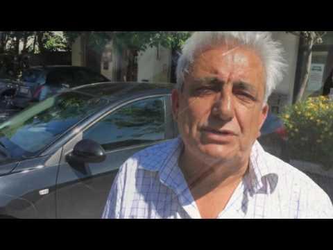 Vandali contro auto Di Clemente