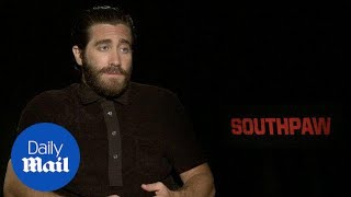 Jake Gyllenhaal on Southpaw & Brokeback Mountain anniversary - Daily Mail