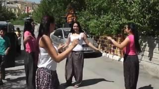 Adanalı Gara Şalvarlı Kızlar Adana  Havası Eşliğinde Döktürüyor