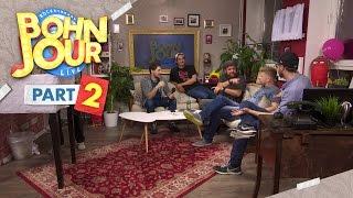 [2/3] Bohn Jour #34 | Philipp und Roman vom Happy Day Podcast | 16.09.2015