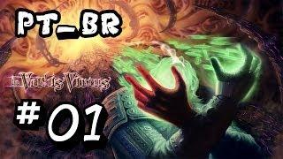 In Verbis Virtus 01 Maha Ki Gameplay PT BR