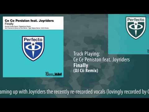 Ce Ce Peniston Feat. Joyriders - Finally (DJ Cii Remix)