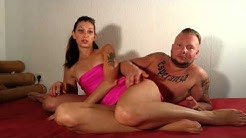 Hot-Svenja und Tony Evil