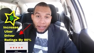 Uber Driver Ratings-How To Increase Them By 90%