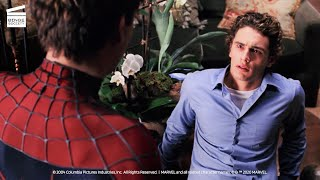 Spider-Man 2: Harry learns the truth HD CLIP