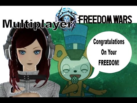 Freedom Wars - PS VITA ONLINE Multiplayer 27 - Count Down To FREEDOM!