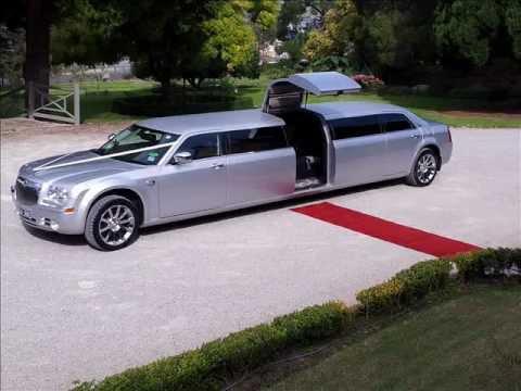 chrysler 300c limo cassars limousine service youtube. Black Bedroom Furniture Sets. Home Design Ideas