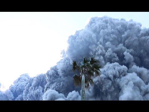 「ドドド」と地鳴り、迫る噴煙=口永良部島の住民撮影-新岳噴火