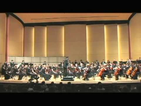 CWU Symphony Orchestra (Fall 2009)