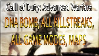 Call of Duty: Advances Warfare Leaked screenshots - All game modes, scorestreaks, camos, & MORE!