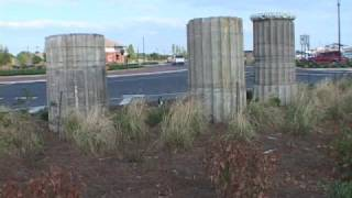 MTSU roundabout-something old, something new