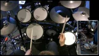 Trinity Guildhall Drumset Grade 3 - Rudimental Study 1