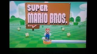 Super Mario Bros 1-1 in Super Mario 3D Land [CUSTOM LEVEL]
