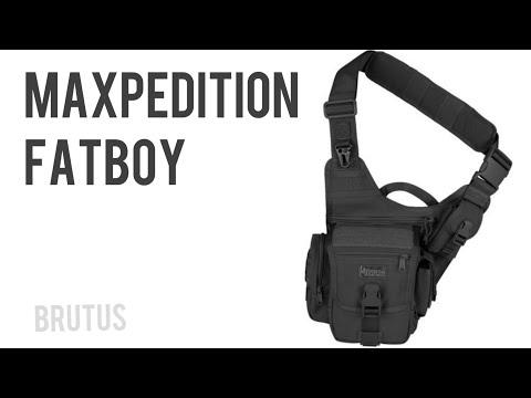 Moja torba EDC Maxpedition Fatboy