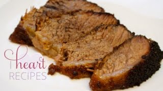 How To Cook Brisket In The Oven - I Heart Recipes