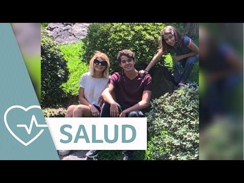 Hijo de Itatí Cantoral sufrió esta mortal dolencia | Salud | Telemundo Lifestyle
