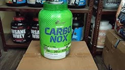 Olimp Sport Nutrition Germany Carbo Nox Review