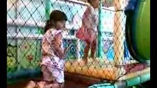 Maria Clara Lins - Parquinho Via Parque 16/01/08