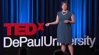 The Secret Life of a Work-Life Insider | Alyssa Westring | TEDxDePaulUniversity