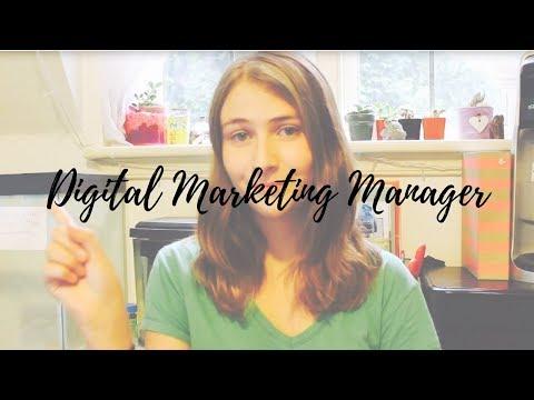 Digital Marketing Manager Resume by Jobstagram.com