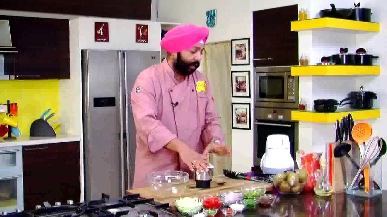 how to make kachumber salad video