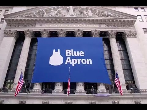 How Did Blue Apron Fare as a Publically Traded Company?