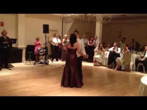 Mother Son wedding dance~ I hope you Dance