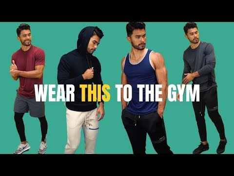 How to Look Good in the Gym | DON'T Look Like a Gym Douche!