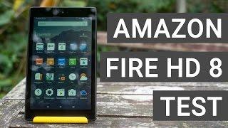 Amazon Fire HD 8 (2016) im Tablet Test | Deutsch