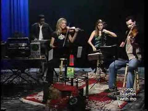 Long Beachin with Mo - George Sarah & String Trio