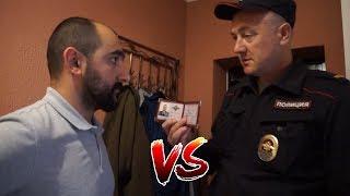 Унижение полицейским нерусских (1 серия)