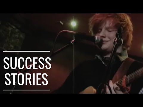 Ed Sheeran at Access to Music