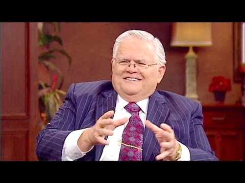 John Hagee: My First Demonic Encounter (James Robison / LIFE Today)