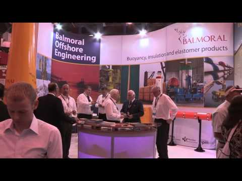 Balmoral Offshore Engineering Attends OTC 2013