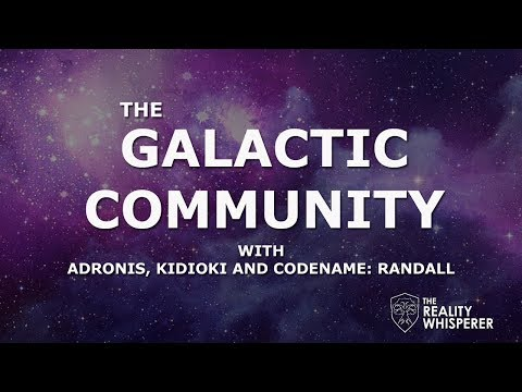 The Galactic Community with Adronis, Kidioki & Codename Randall