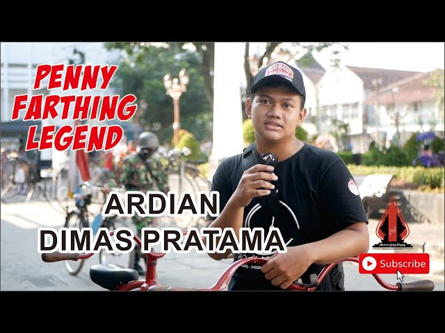 Pecinta Penny Farthing - ARDIAN DIMAS PRATAMA    SEMARANG