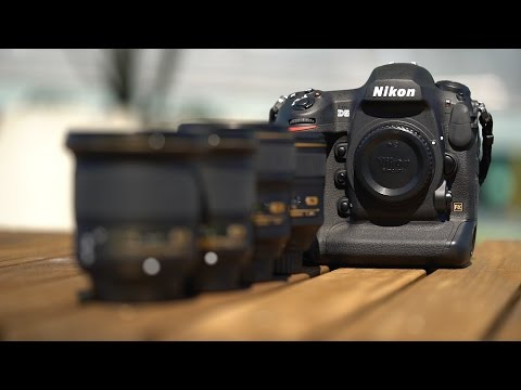 How-to and why: Nikon's automatic AF fine tune feature - YouTube