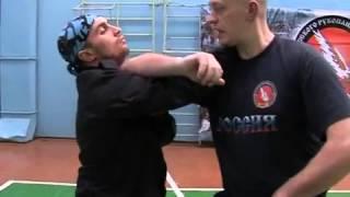 Защита и уклон от ударов Вадим Старов