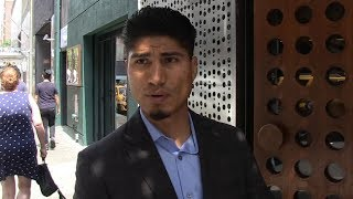 CAN MIKEY GARCIA BEAT ERROL SPENCE JR? EDDIE HEARN DUCKING WILDER IN APRIL
