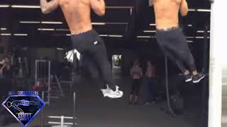 Amazing dance on a Pull-up bar || Stunning the spectators