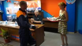 Посвящение в спасатели (25 Курильчан успешно прошли обучение)