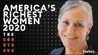 The Richest Women In America