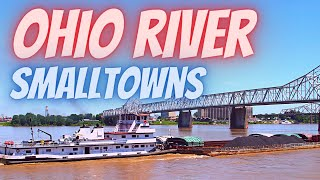 Steubenville Ohio River Scenic Byways Small-Towns