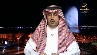 المحامي السعودي الكفيف محمد الفضل.. من أجواء المحاكم لاستوديو ياهلا ليحكي قصة نجاح