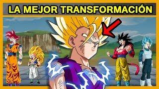 Por qué el SSJ2 es la MEJOR TRANSFORMACIÓN de Dragon Ball Z